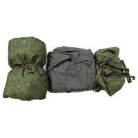 ロシア連邦軍 官給品 デジタルフローラ迷彩 寝袋 シュラフ  最新型