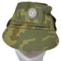 ロシア連邦軍官給品 VSR-93 ケピ帽 キャップ 帽章付き  1995年製