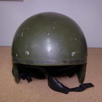 実物 Classcom製 ZSh-1 ヘルメット ネックガード付き