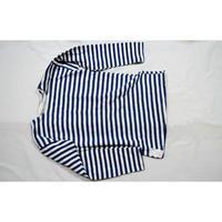 ロシア製 テルニャシュカ ボーダーシャツ 冬用 サイズ48
