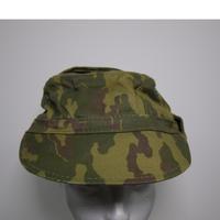 ロシア製 キャップ ケピ帽 兵用帽子 61cm VSR-93迷彩 1995年製