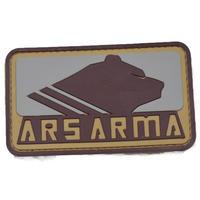 ArsArma製 メーカーパッチ #1 非売品