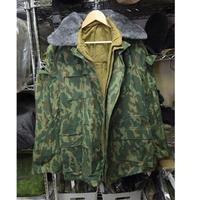 ロシア連邦軍 官給品 VSR-93迷彩 冬服 上下セット 新品