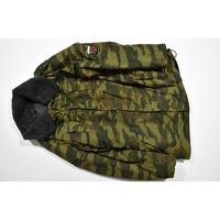 ロシア連邦軍 官給品 フローラ迷彩 冬服 ジャケット 2001年製