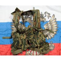 ロシア連邦軍 官給品 6sh92 ベスト フルセット VSR迷彩 2001年製
