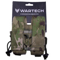 Wartech製 GP-104 VOG/グレネードポーチ 2連 A-tacs FG