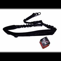 SRVV製 ワンポイントスリング 黒