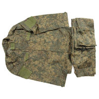 ロシア連邦軍 官給品 BTK-Group製 VKBO デジタルフローラ Level4 戦闘服