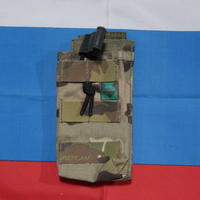 FSB放出 官給品 Fort製 マルチカム迷彩 AKマガジンポーチ