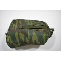 ロシア連邦軍 官給品 フローラ迷彩 寝袋 シュラフ