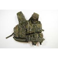 ロシア連邦軍 デジタルフローラ迷彩 6sh112 ベスト ライフルマンフルセット  used