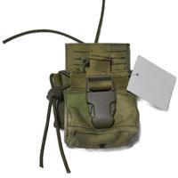 SSO製 小型レディオポーチ Molle  A-tacs FG