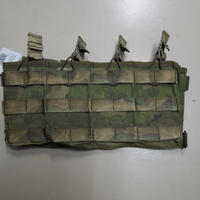 SSO製 AKマガジン用 4連マガジンポーチ Molle A-tacs FG  新ロット