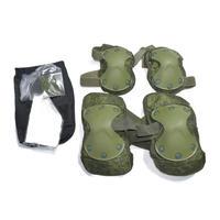 ロシア連邦軍官給品 6b51 ニーパッド エルボーパッドセット  新品