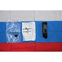 Alfa Arms製 AK74/AK105/AK103用 ストックアダプター/アブソーバー(LCT取り付け可能)