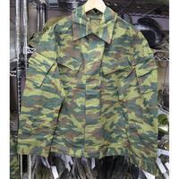 ロシア連邦軍官給品 マブタ裁断 フローラ迷彩 戦闘服 上下セット #2