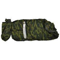 ロシア連邦軍 官給品 フローラ迷彩 寝袋 シュラフ用防水カバー兼テント