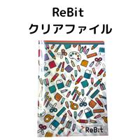 ReBit クリアファイル