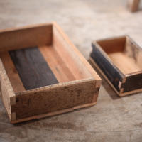 【DIY WEEK】9/17(火)  木組みでつくる!木箱WS!