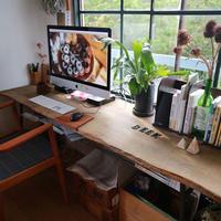 7/27(土)DIY Class <一枚板でテーブルや棚をつくろう>