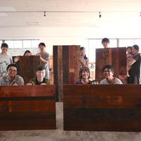 8/19(月) DIY Class <古材ダイニングテーブル WS>