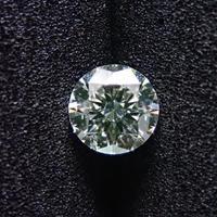 【4/26掲載】グリーンダイヤモンド 0.324ctルース(FAINT GREEN, SI1)