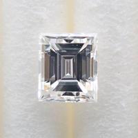【7/20更新】ダイヤモンド 0.211ctルース(F, VS2,バゲットカット)