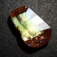 【9/1更新】アンドラダイトガーネット(通称名 レインボーガーネット) 0.632ct原石