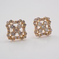 【2/11掲載】K18ダイヤモンド0.66ct ピアス