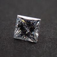 【6/5掲載】ダイヤモンド 0.121ctルース(D, VS2,プリンセスカット)