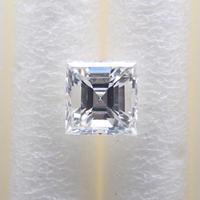 【8/18掲載】ダイヤモンド 0.167ctルース(G, VS2バケットカット)