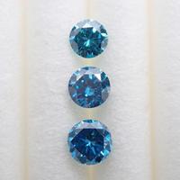 【7/30掲載】ブルーダイヤモンド 0.238ctルース(トリートメント)