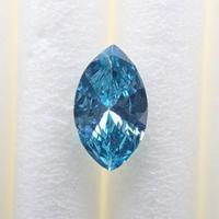 【1/19掲載】ブルーダイヤモンド 0.196ctルース(トリートメント)
