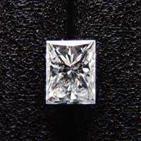 【6/27更新】ダイヤモンド 0.181ctルース(D, VS2,プリンセスカット)
