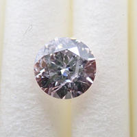 【10/31掲載】ピンクダイヤモンド 0.380ctルース(VERY LIGHT PINK, I1)
