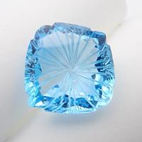 【9/15更新】ブルーブルートパーズ 22.83ctルース