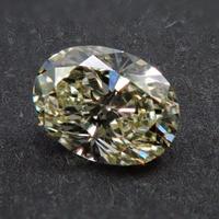 【8/16掲載】イエローダイヤモンド 0.316ctルース(VERY LIGHT YELLOW, SI1)