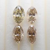 【8/3更新】ダイヤモンド4石セット 1.213ct