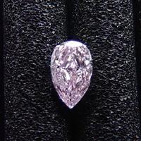 【2/5更新】パープルダイヤモンド 0.139ctルース(FANCY PINK PURPLE, SI2)