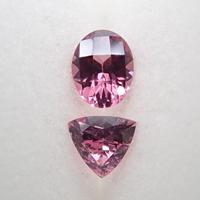 【5/22掲載】ピンクスピネル2石セット 0.670ct