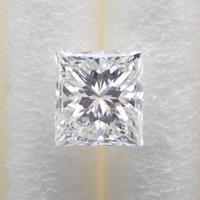 【8/2更新】ダイヤモンド 0.259ctルース(G, VS2, プリンセスカット)