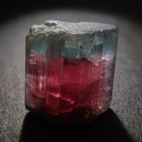 【10/10更新】バイカラートルマリン 4.742ct原石