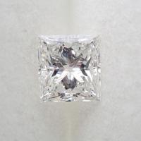 【7/20更新】ダイヤモンド 0.363ctルース(E, VS2, プリンセスカット)