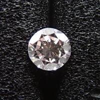 【5/9更新】ピンクダイヤモンド 0.134ctルース(LIGHT PINK, SI1)