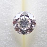 【10/12更新】ピンクダイヤモンド 0.204ctルース(FAINT PINK, SI1)