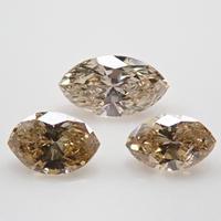 【8/18掲載】ダイヤモンド3石セット 0.707ct