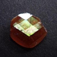 【9/4更新】アンドラダイトガーネット(通称名 レインボーガーネット) 0.853ct原石