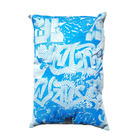 2山  -Cushion - (blue)