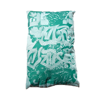 2山 - Cushion - (green)