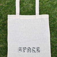 SPACE - tote bag - (大)